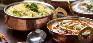 $10 Big Chicken Biryani Special at Ruby's Chillies of India