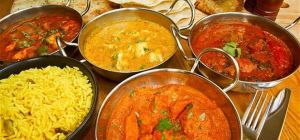 $9.99 3 curries with rice at Indian Mehfil Brisbane
