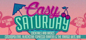 $50 Easy Saturdays at The Fox Hotel
