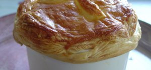$19 Puff Pastry Pie  at Sunsets Restaurant & Cafe