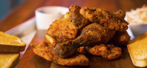 $10 Fried Chicken & Beer  at Universal Bar
