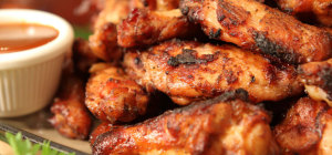 $12 Chicken Wings at Hyde Park Hotel