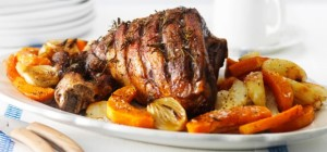 $22 Sunday Roast at Durty Nelly's Irish Pub