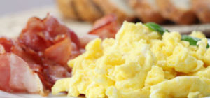 $9.95 The Big Breakkie at Sunlight Cafe
