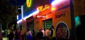 $5 BBQ and Drink  at Mustang Bar