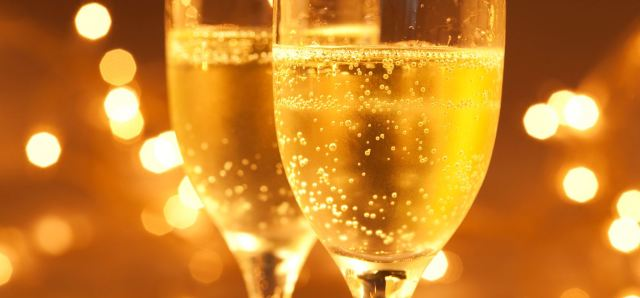 $10 French Champagne at Sentinel Bar & Grill