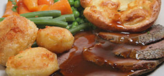 $10 Traditional Roast Dinner at Cafe Citrus