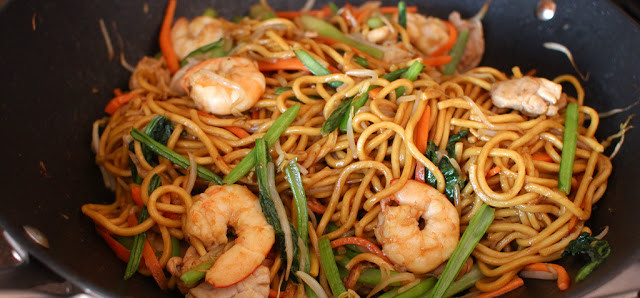 $10 Wok Fried Noodles at UWA Club