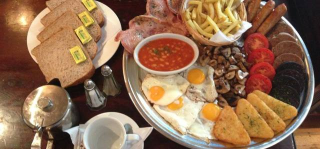 $60 Fry-Buster Brekky at Carnegies Bar & Restaurant