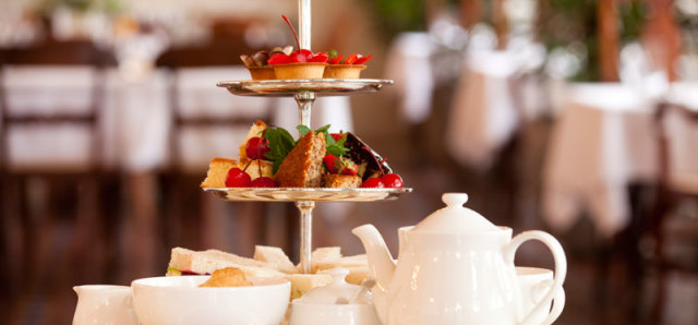 $43 High Tea Packages at The George