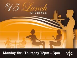 Monday lunch deals canberra