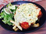 $18 Parmy Day at The Duke