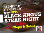 $16 Black Angus Sirloin  at High Wycombe Tavern