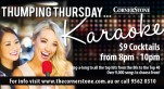 $9 Thumping Thursday at Cornerstone Ale House
