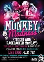 $7 Selected Pints at Brass Monkey
