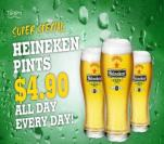 $4.90 Pints at High Wycombe Tavern