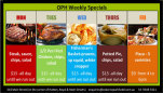 $15 Peri Chicken Special at Osborne Park Hotel