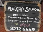 $16.80 Dog 'n' Beer at Miss Kitty's Saloon