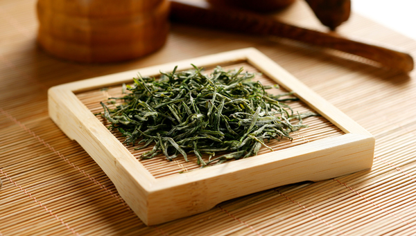 tea types - China Green Tea