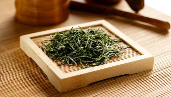 tea types - China Green Tea