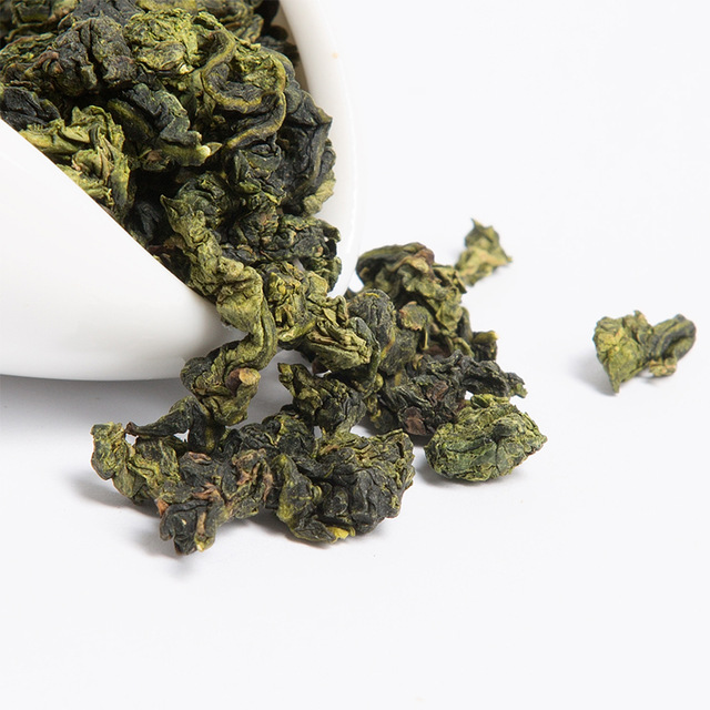 tea types - China Oolong Tea