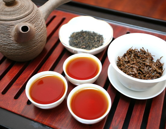 tea types - China Black Tea