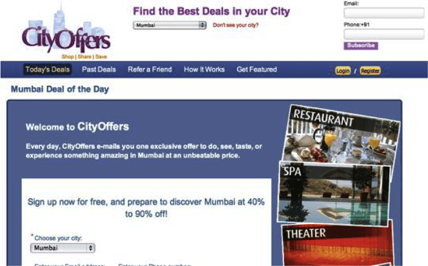 web designers mumbai City offers