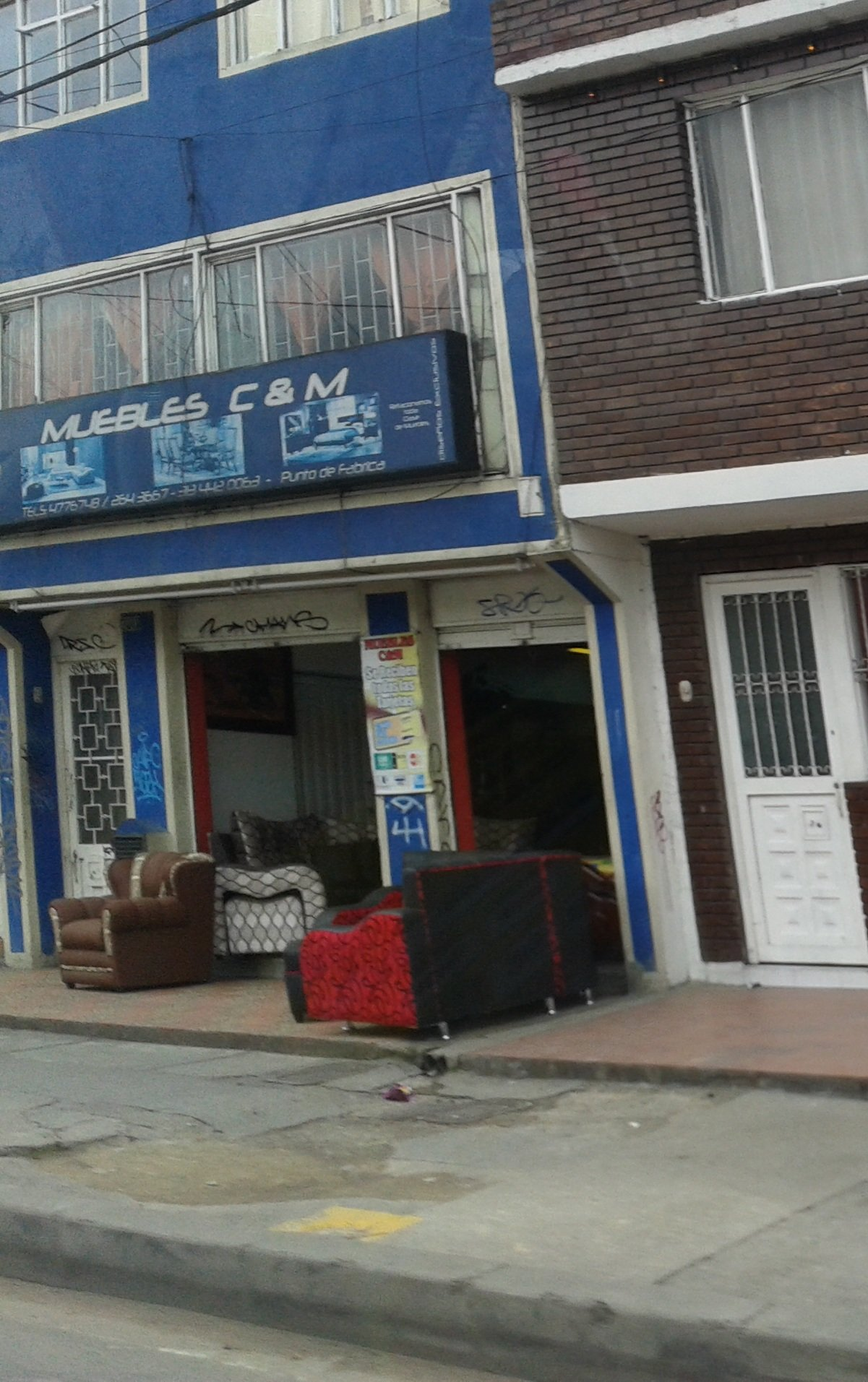 Muebles C M Ciudad Kennedy Sur Kennedy Bogot