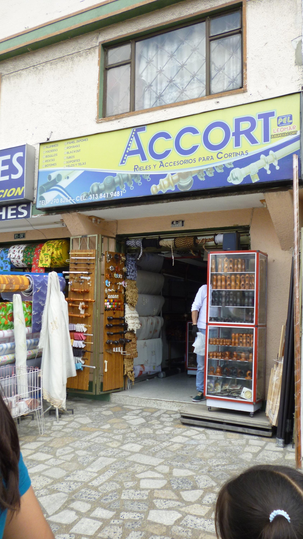 Accort rieles y accesorios para cortinas alqueria - Accesorios para cortinas ...