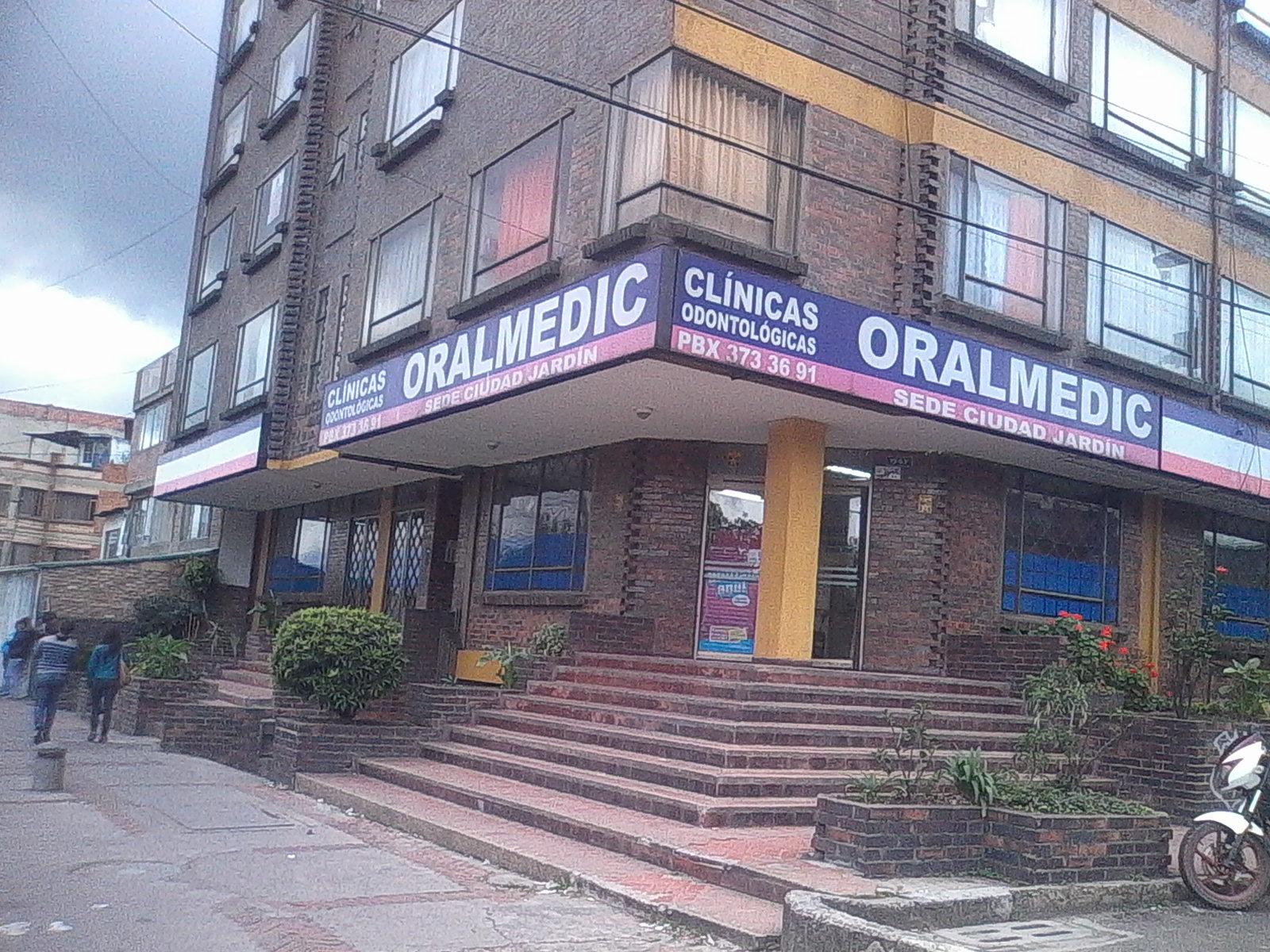 Oralmedic ciudad jard n avenida primera de mayo bogot for Arriendos en ciudad jardin sur bogota
