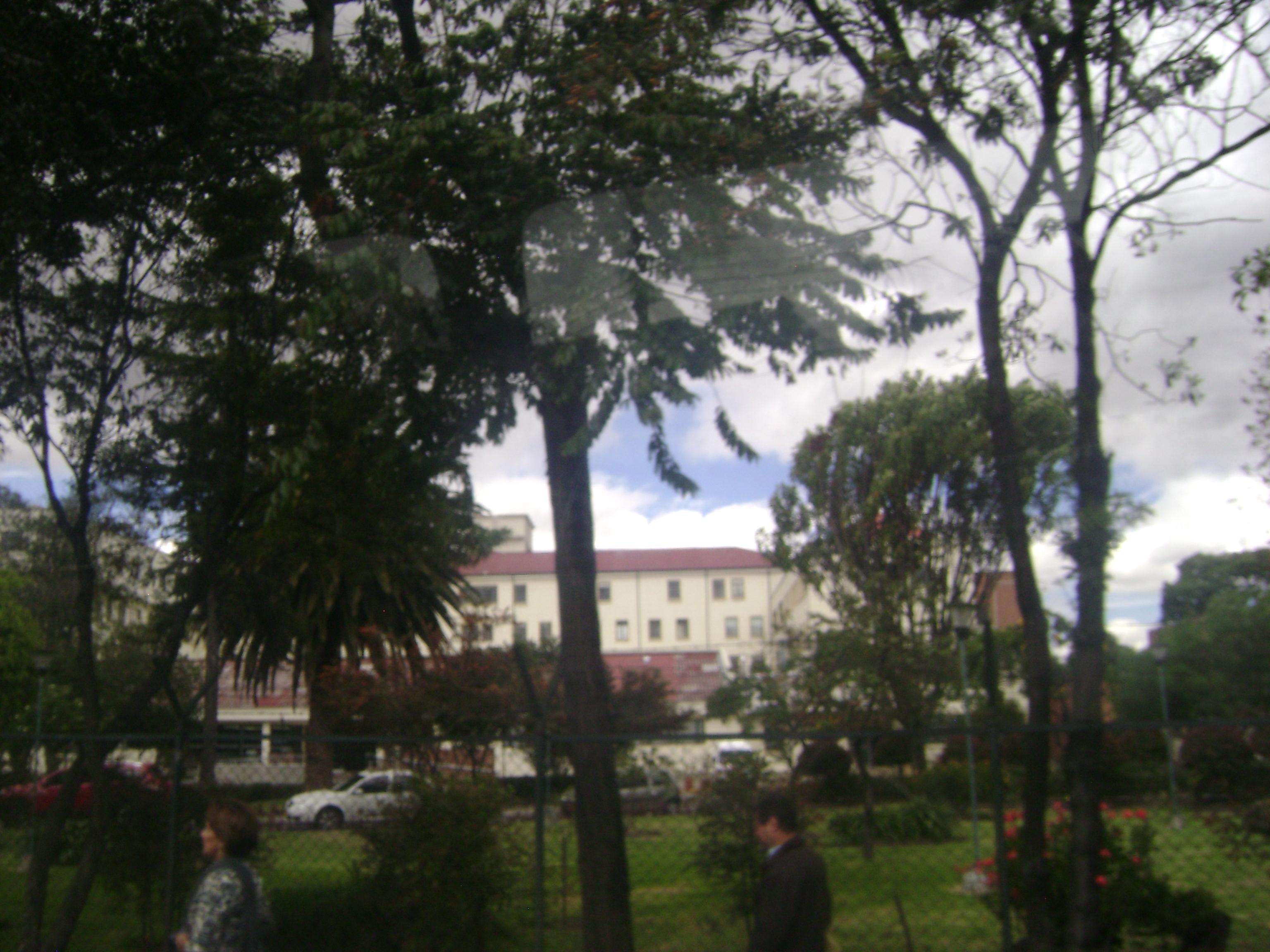 hospital universitario san jose: