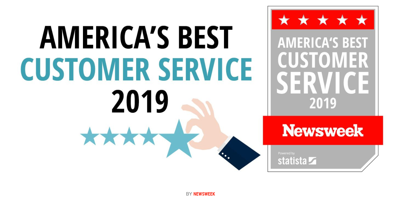 Newsweek Rated Best National Home Care Service for Seniors