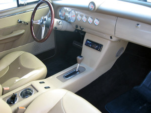 Another Stunning Interior by http://classicandperformancecars.ca/