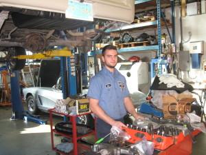 "Tom ""Big Rig"" Deoliviera - Mechanic"