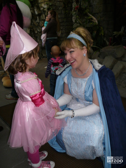 2013 - Two Princesses - Fairy Tales & Frogs Event