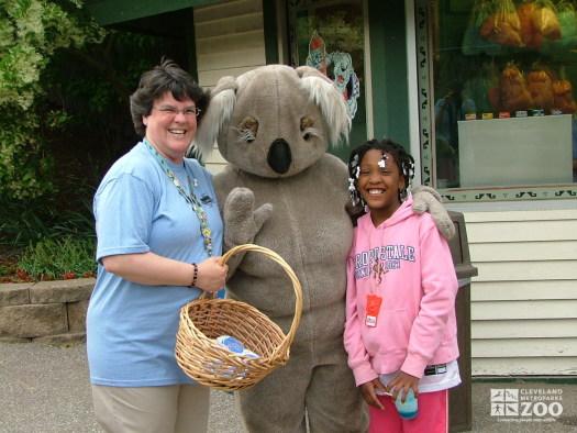 2008 Dream Night Koala Mascot