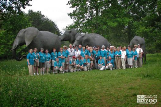2011 Volunteers