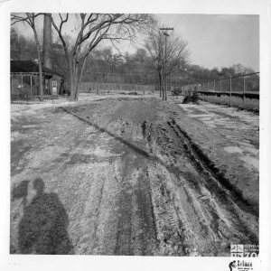 1959 - Flood Damage - Road