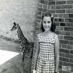 1962 - Name the Giraffe Winner