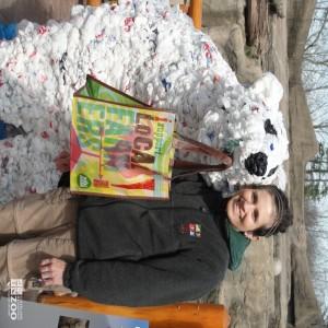 2013 - Plastic Bag Polar Bear