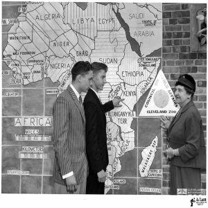 1960 - Safari Contest Winners