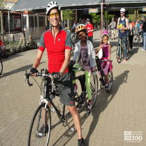 Tandem Bike at Wild Ride