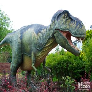 """Tyrannosaurus """"tyrant lizard"""""""