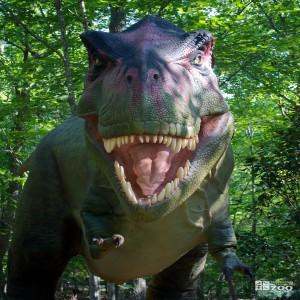 T-Rex Front View