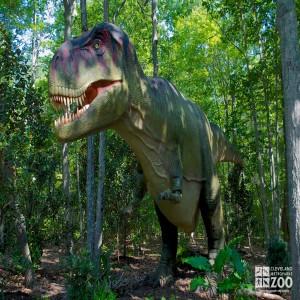 "T-Rex ""tyrant Lizard"""