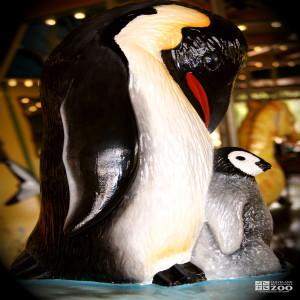 Emerald Penguin - Carousel