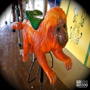 Golden Lion Tamarin - Carousel
