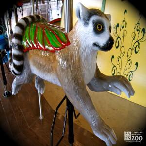 Ring Tailed Lemur - Carousel