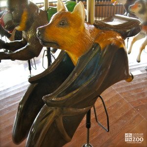 Straw-colored Fruit Bat - carousel