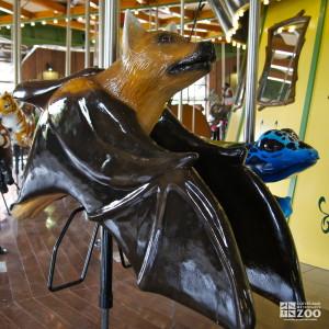 Straw-colored Fruit Bat - Carousel